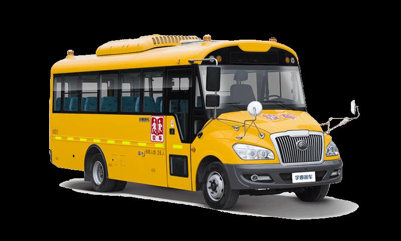 宇通牌ZK6739DX型中小學專用校車