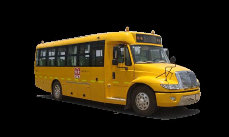 同心牌TX6720XF型小學生專用校車 24-30座小學生專用校車圖片