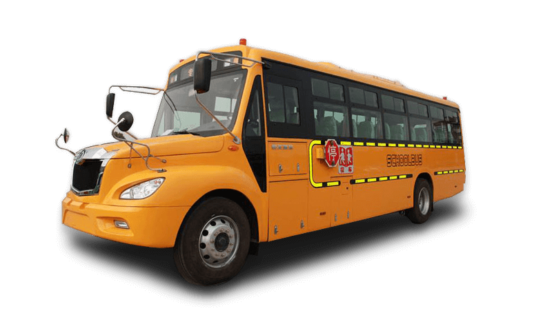 申龍牌SLK6800CXXC型小學生專用校車 24-41座小學生專用校車圖片