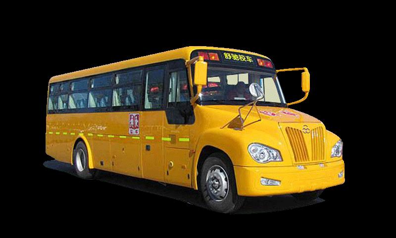 舒馳牌YTK6871AX型幼兒專用校車 24-45座幼兒專用校車圖片
