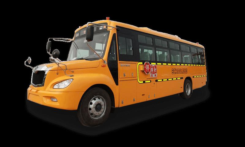 申龙牌SLK6750CYXC型幼儿专用校车 24-42座幼儿专用校车