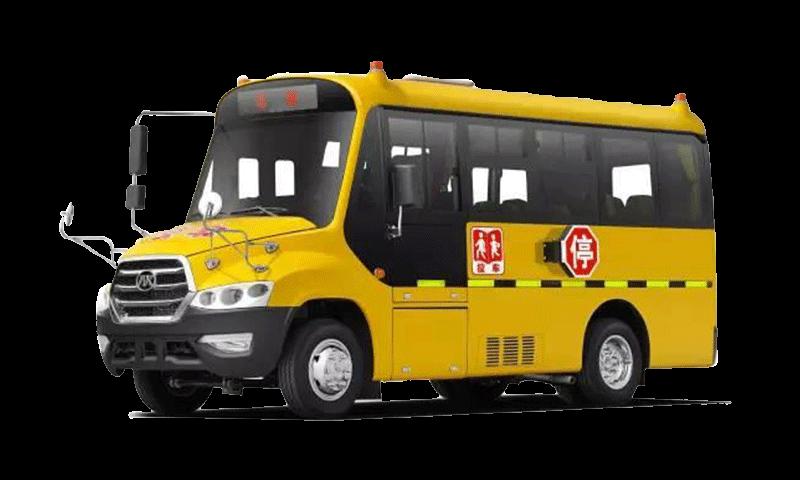 安凱HFF6581KY5幼兒專用校車 10-19人座幼兒園校車圖片