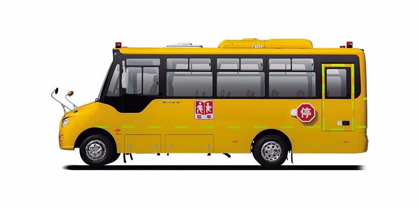 廈門金旅XML6791J15YXC幼兒校車 24-45人座幼兒校車圖片