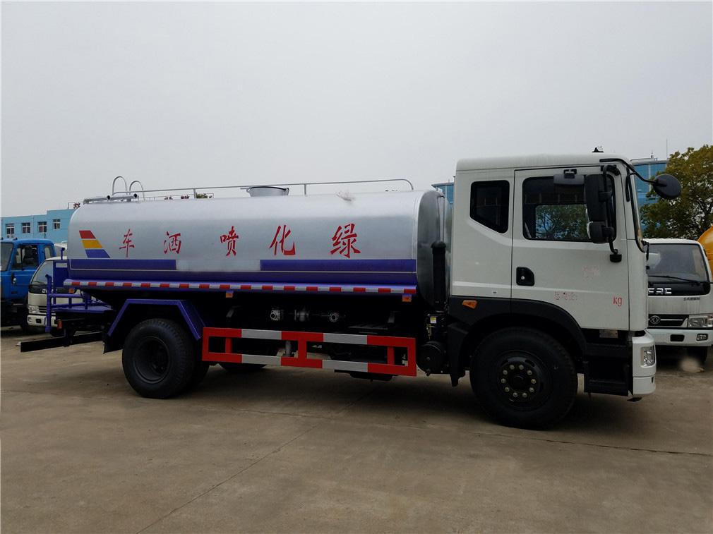 東風創普(12方)綠化噴灑車