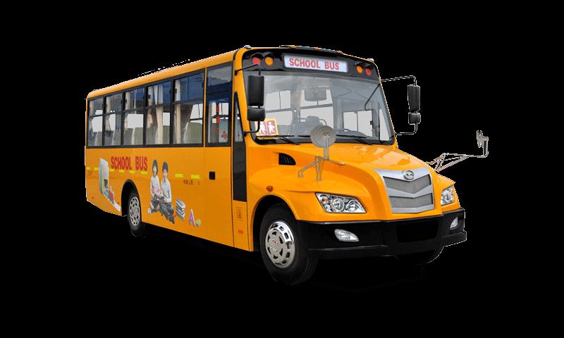 五洲龙WZL6930AT4-X校车 52-61座校车