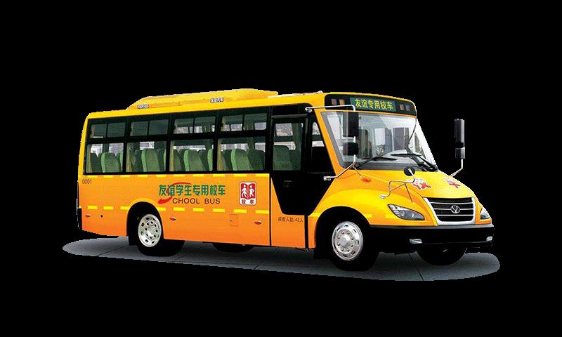 友谊牌ZGT6960DVX小学生专用校车 24-56座小学生校车