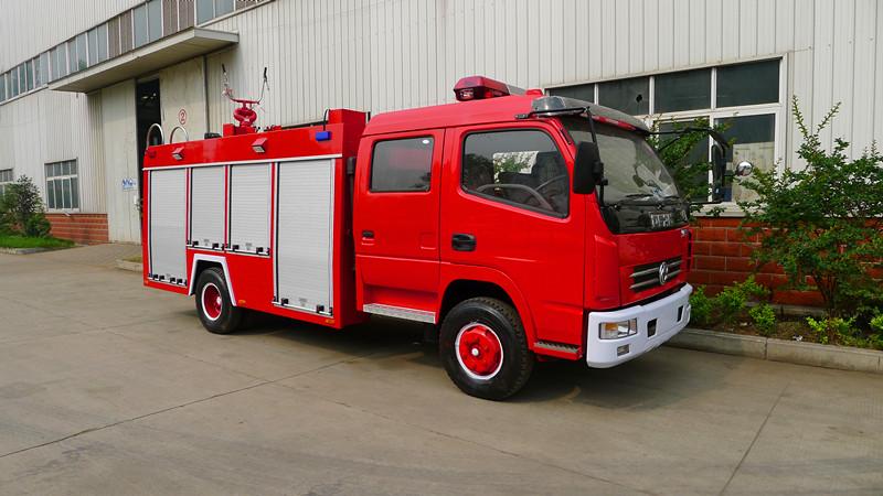 江南水罐消防车泡沫消防车质量有保障使用方便送车上门图片
