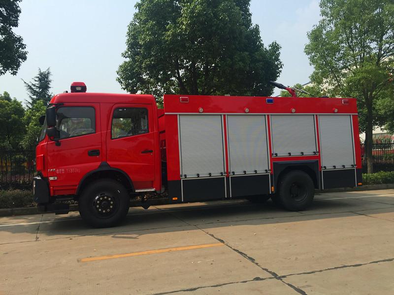 精工制作国五单桥双桥水罐消防车泡沫消防车服务至上优惠多多图片