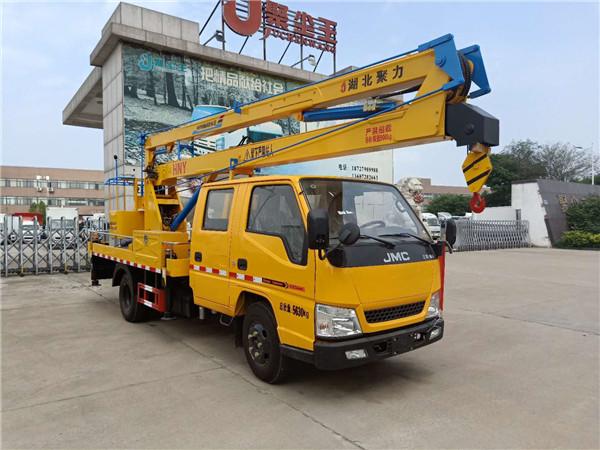 江铃16米高空作业车最新价格 高空作业车厂家