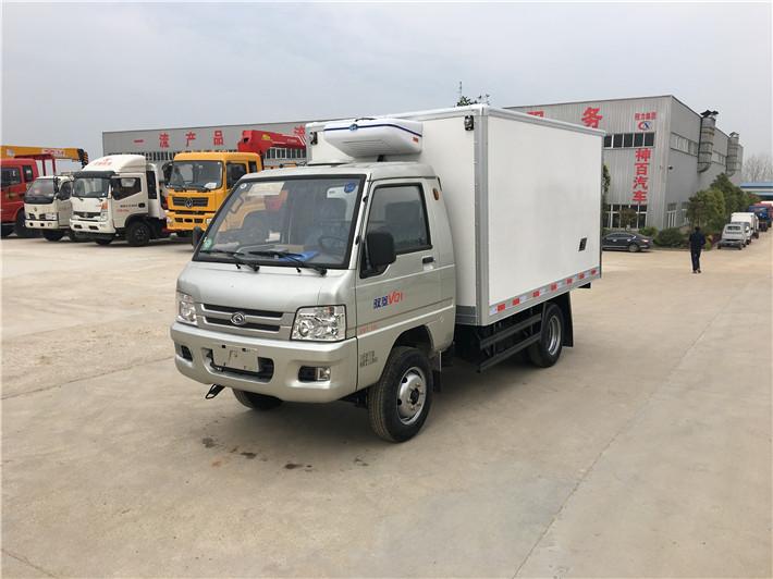 福田驭菱2米9小型冷藏车