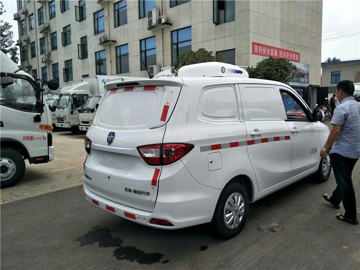 國六福田伽途面包冷藏車圖片