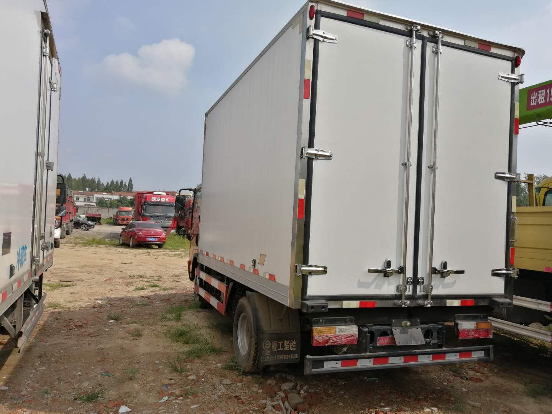 二手4.2米冷藏车/二手蓝牌冷藏车/二手冷鲜运输车