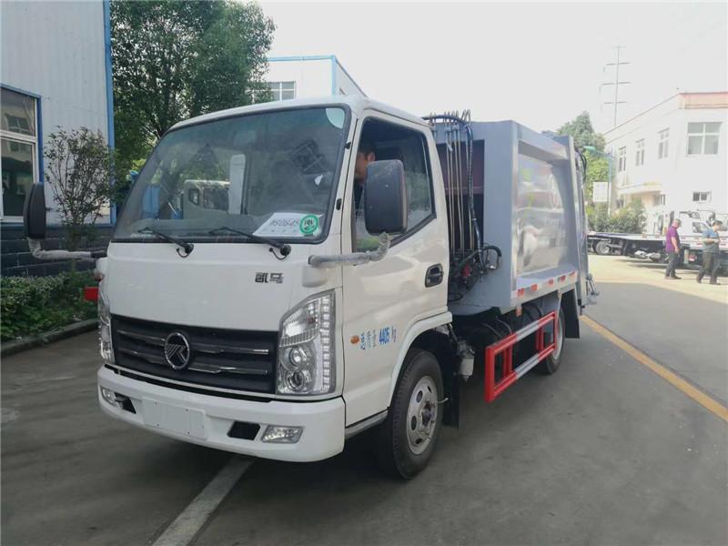 东风凯马12吨餐厨垃圾车