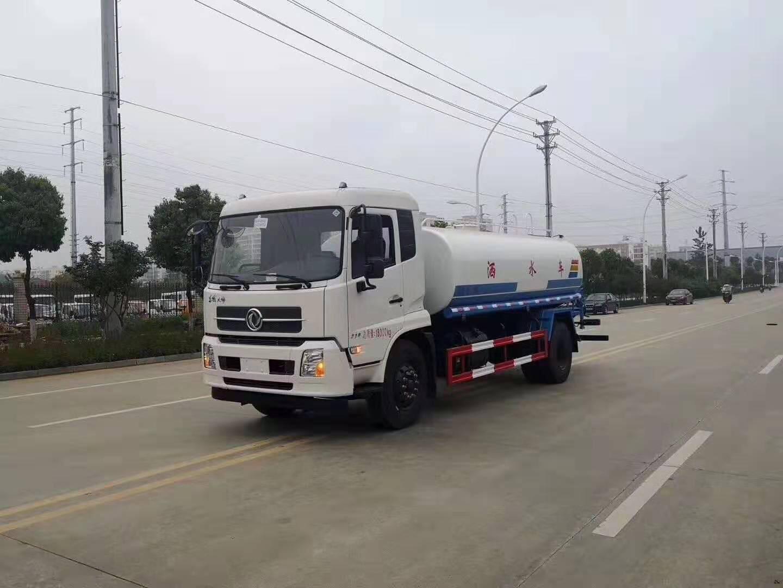東風天錦15方灑水車兩宋圖片