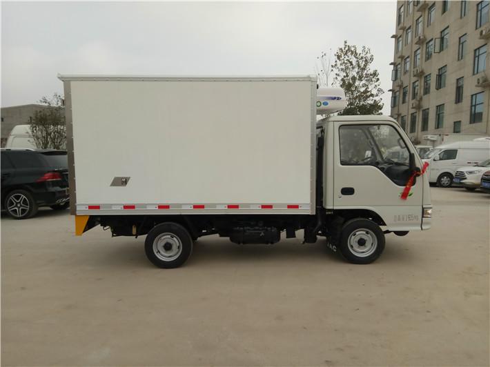江淮康玲3.1米冷藏车图片