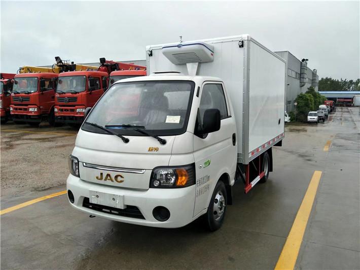 江淮康玲X3.1米冷藏车图片