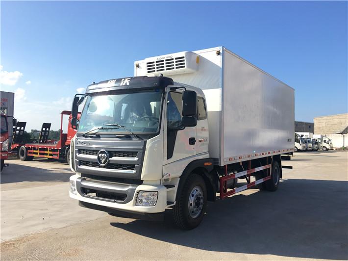 福田瑞沃6.72米冷藏车