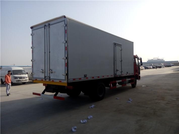 解放J6L 6.8米冷藏車圖片