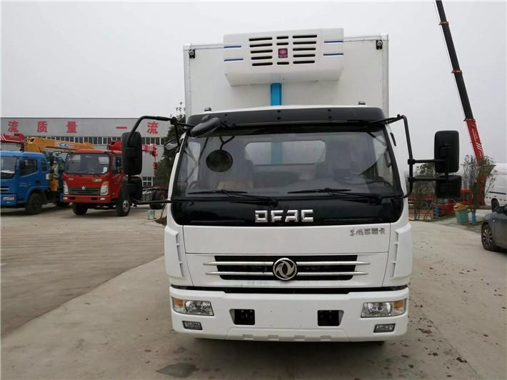东风多利卡5.15米冷藏车(热销中)图片