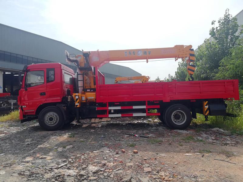 徐工8吨随车吊,8吨新款东风随车吊
