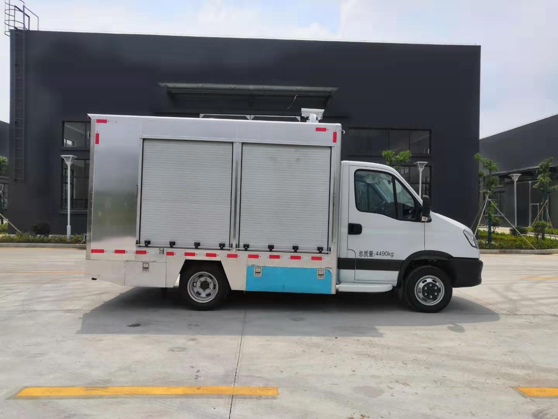 依維柯歐勝藥品裝備車 (4)