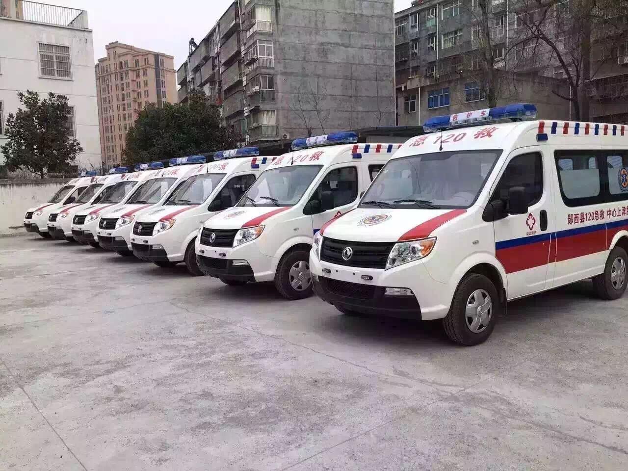 東風御風120轉運型救護車