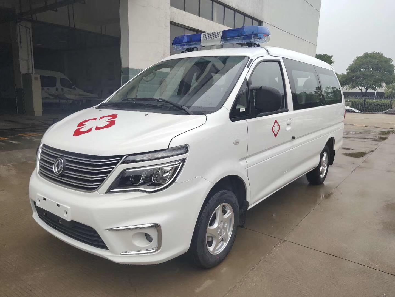 東風風行運送型救護車圖片