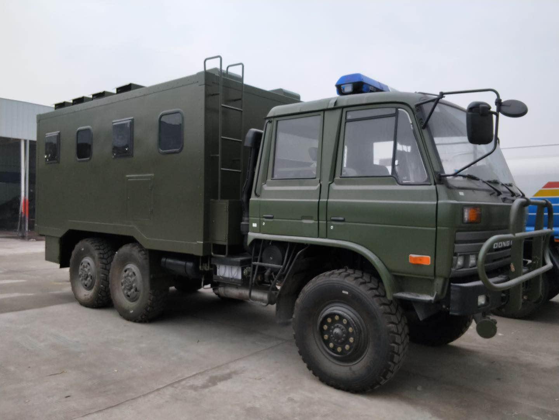 東風六驅越野監護型救護車