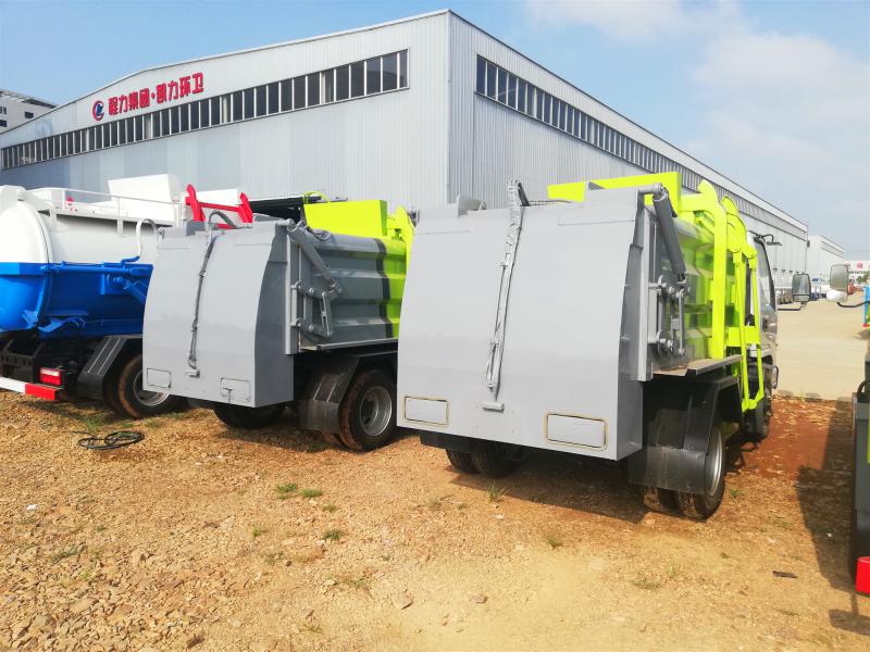 凯马小型餐厨垃圾车,1.5吨到3吨餐厨垃圾车