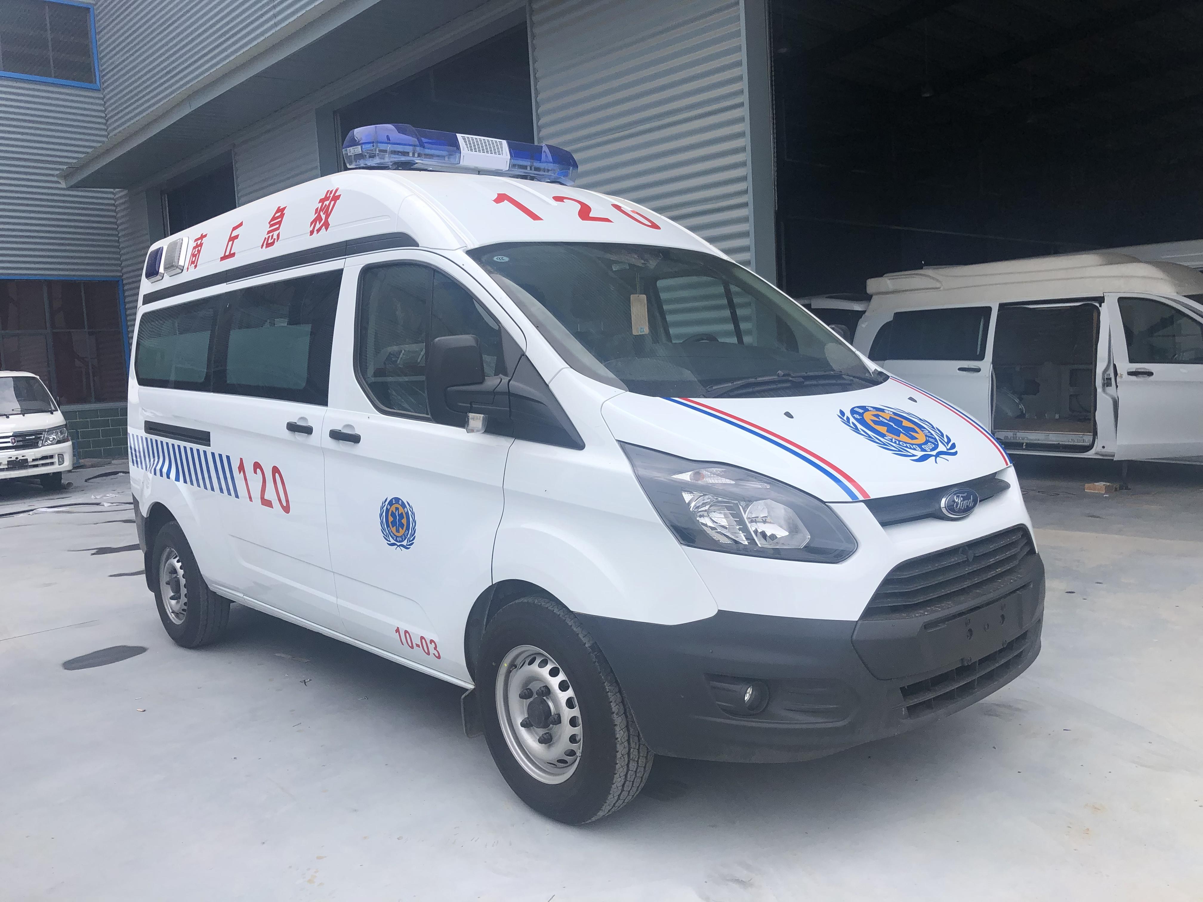 新全順V362醫療救護車