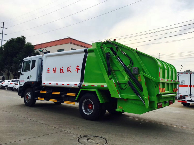 10立方垃圾车-市政府招标经济实用价格