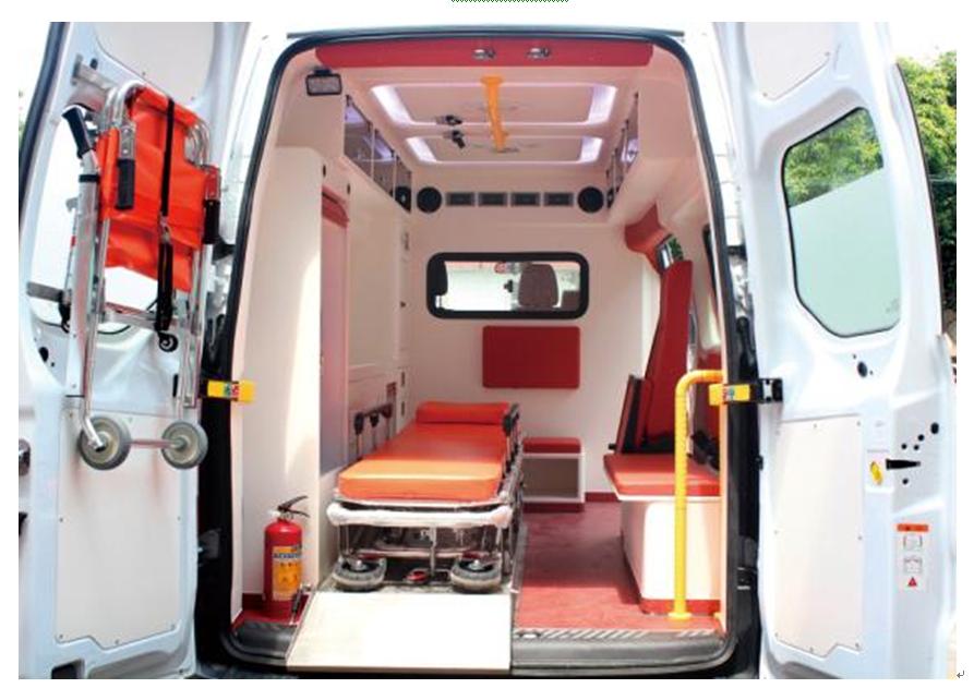 V362航空舱救护车 (4)