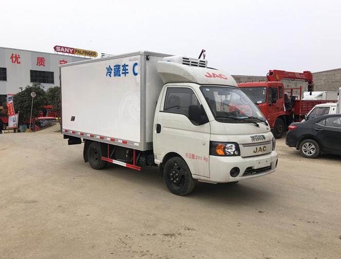 江淮康铃X 3.5米冷藏车厂家直销图片