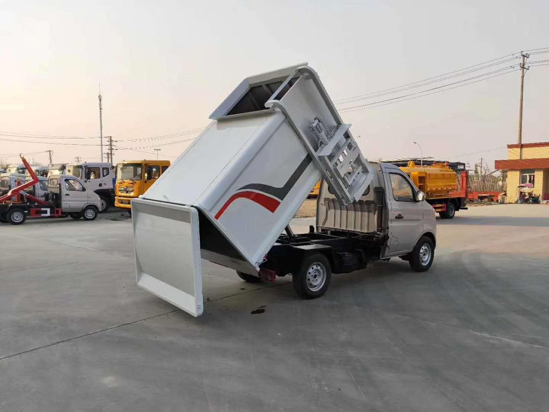 隨州廠家直銷3方5方掛桶垃圾車