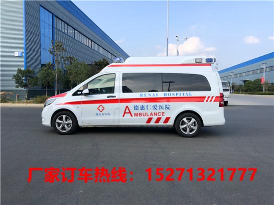 奔驰国六救护车 (2)