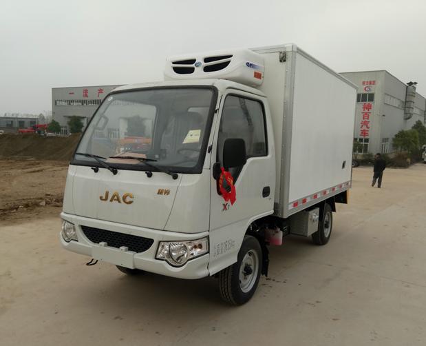 江淮康玲3.1米冷藏车买的舒心用的放心图片