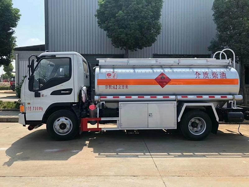 精品江淮5吨加油车配置明细 手续齐全 全国最底价视频