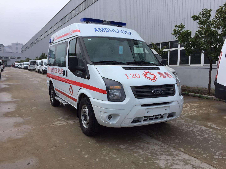 福特v348短軸救護車圖片圖片