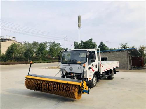 道路專用除雪車 掃雪滾生產廠家圖片專汽詳情頁圖片