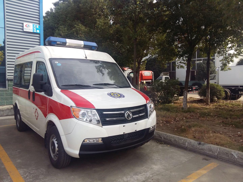 東風御風短軸救護車圖片圖片