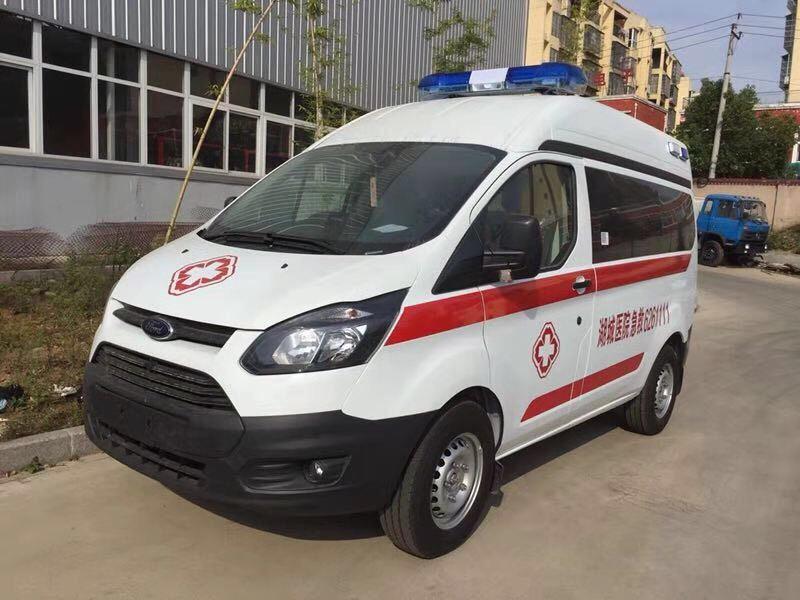福特全順v362短軸救護車圖片圖片