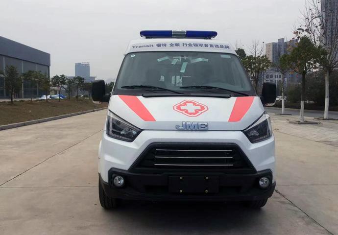 江铃特顺长轴救护车 (4)