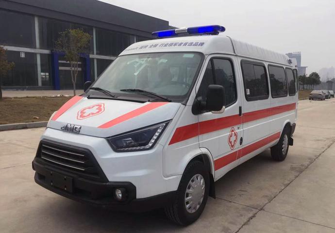 江铃特顺长轴救护车 (5)