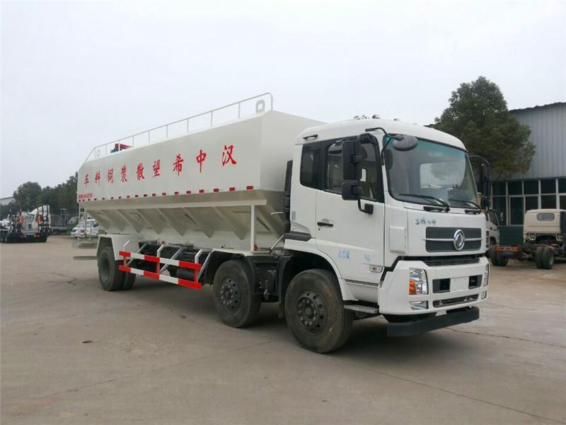 30方饲料运输车生产厂家15271321777