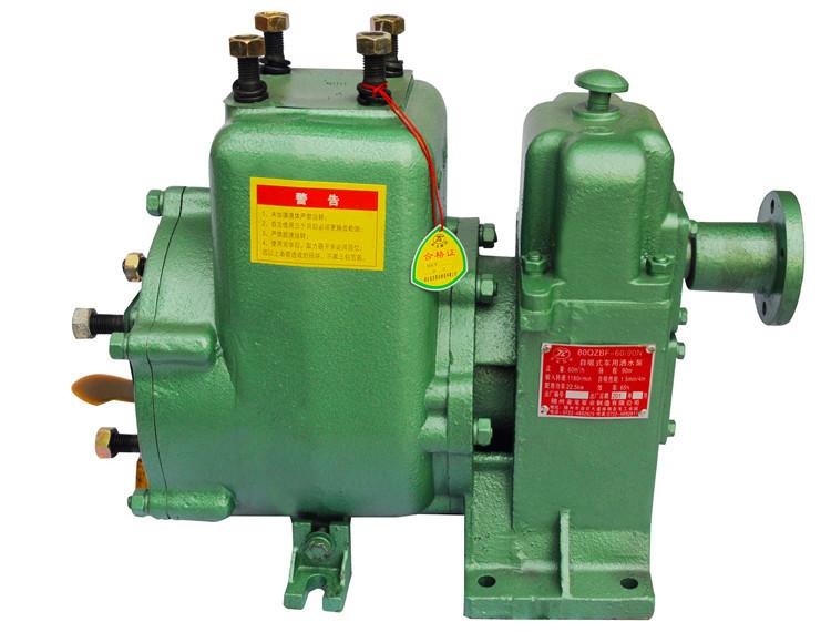 金龙洒水泵80QZF-60/90洒水泵程力洒水车洒水泵复制图片