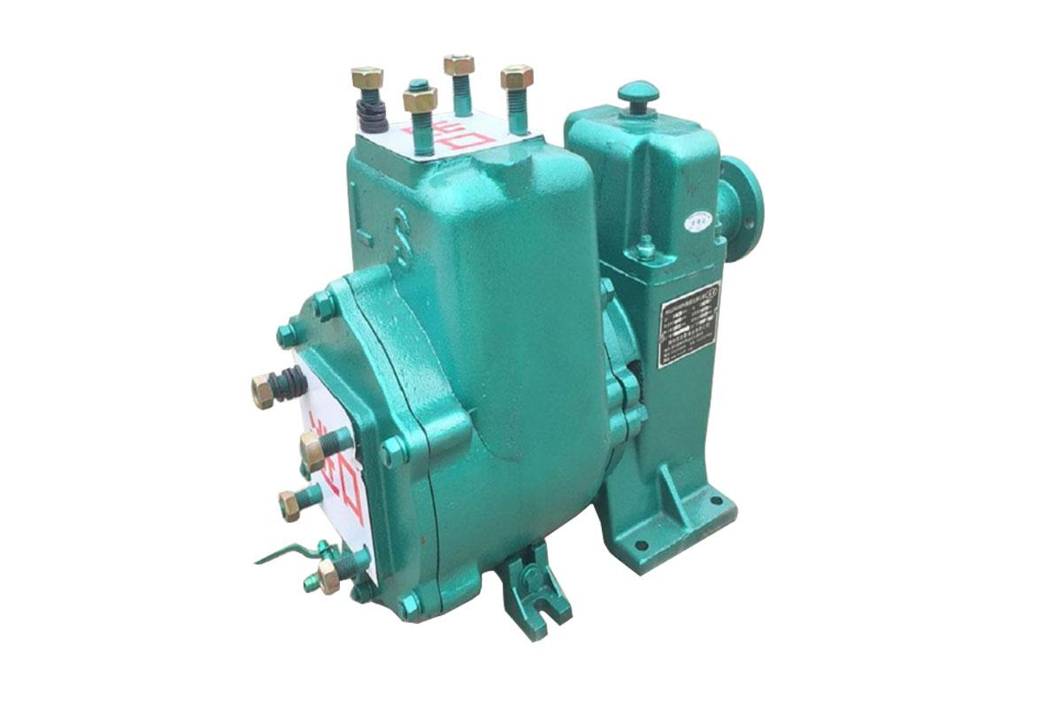 威龙洒水泵80QZBF-60/90程力洒水车水泵图片