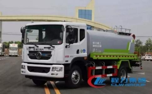 东风D9多利卡洒水车 12方洒水车厂家 14方洒水车厂家直销视频