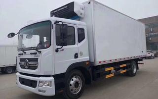 东风D9多利卡6.8米冷藏车 9.3米冷藏车