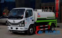 程力牌东风多拉卡5吨洒水车 程力8吨洒水车 12吨洒水车价格