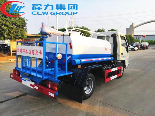 福田3吨洒水车